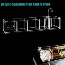 Aquarium Hanging Water Purifier Fish Tank Acrylic External Box Filter Supplies