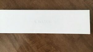apple watch series 6 44mm gps + cellular silver and white