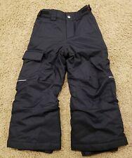 Columbia Youth Boys XS 4-5 Snow Ski Snowboard Pants Omni Tech Outgrown Insulated