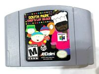 South Park Chef's Luv Shack N64 Nintendo 64 Game Tested + Working & AUTHENTIC!