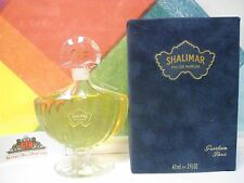 *VINTAGE* SHALIMAR BY GUERLAIN EAU DE PARFUM SPLASH 2.0 OZ / 60 ML *HARD TO FIND