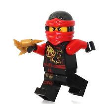 New LEGO Ninjago Kai Skybound (Airjitzu) with shuriken/ ninja star