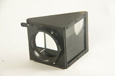 Vintage Heavy Duty Right Angle Glass Prism Lens