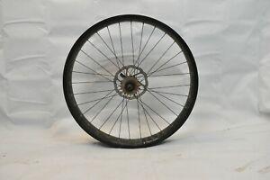 "Vicious Cycles Graceful Fat Sheba Rear 26"" Bike Wheel SS OLW135 80mm 32S Charity"
