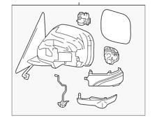 Genuine Nissan Mirror Assembly 96301-1V91D