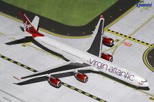 GEMINI JETS VIRGIN ATLANTIC AIRWAYS AIRBUS A340-600 1:400 DIE-CAST GJVIR1634