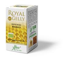 Aboca Royal Gelly Bio Comprimés Gelée Royale Biologique Bio Lyophilisé 40x480mg