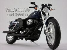 Harley - Davidson DYNA Super Glide 1/12 Scale Die-cast Metal Model by Maisto