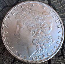 Pièce 1 dollar MORGAN millésime 1896 argent 900/1000 ème