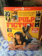 Pulp Fiction, cartonato/poster sagomato promozionale -vintage-Cecchi Gori