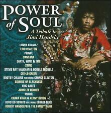 Power of Soul: A Tribute to Jimi Hendrix by Various Artists NEW CD