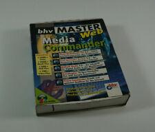 bhv MASTER Web Media Commander 1000 Fotos 1000 Musik-Files 500 Midi-Files etc.