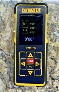 Dewalt DW0165 Color Screen Laser Distance Measurer