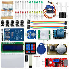 RFID Security Master Starter Kit for Arduino UNO R3 DIY Projects 18 Components