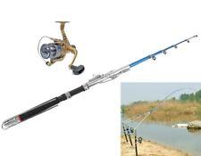 Westin w3 spin caña de pescar carrete fijo steckrute predador trucha Allround