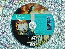 Clannad ‎Pastpresent Music Video & Doc. BONO U2 Remastered from LaserDisc to DVD