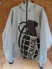 Grenade snowboard jacket Men's size Large Excellent condition!