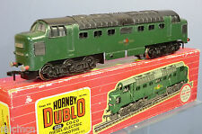 "HORNBY DUBLO MODEL No.2232  TYPE 5 CO-CO  ""DELTIC"" DIESEL ELECTRIC LOCO"