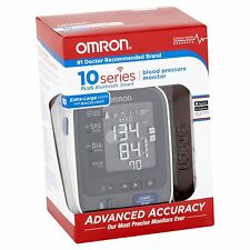 Omron 10 Series Blue Tooth Wireless Upper Arm Blood Pressure Monitor with Cuff