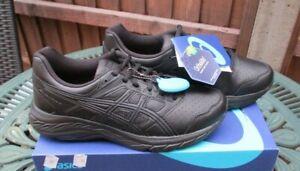 Ladies Asics Gel Contend 5 Trainers Running Walking Shoes UK 5.5 Black BNIB