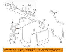 GM OEM A/C Condenser, Compressor Lines-Ac Line O-ring 52474373