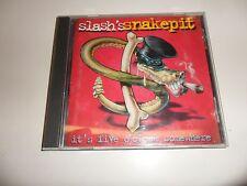 Cd  EIt's Five O'clock Somewhere von Slash'S Snakepit (2004)