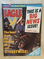 EAGLE DAN DARE  - 19th FEBRUARY 1983
