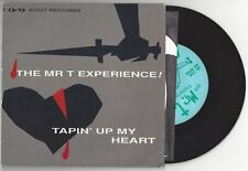 """The Mr T Experience """"Tapin' Up My Heart"""" 7"""" NM OOP Nofx Green Day MxPx Queers"""