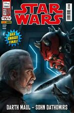 STAR WARS (1999-2015) #125 deutsch  FINAL-AUSGABE  DINO PANINI DARK HORSE