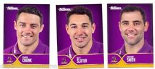 Melbourne Storm Set NRL & Rugby League Trading Cards