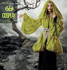 "McCalls Sewing Pattern 2099 COSPLAY ""MYSSTIC"" Hooded Coat & Belt Misses S-M NEW"