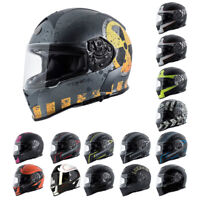 TORC T-14 Full Face Motorcycle Helmet T14
