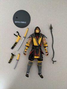 McFarlane Mortal Kombat 11 Scorpion 🦂 *LOOSE*