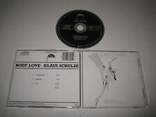 KLAUS SCHULZE/BODY LOVE(POLYGRAM/813 658-2)CD ALBUM