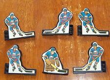 Coleco hockey team 80's  New York islanders team lot # 6