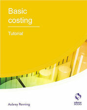 Basic Costing Tutorial (AAT Accounting - Level 2 Certificate in-ExLibrary