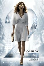 Sex and the City 2 movie poster print (b) 11 x 17 inches - Sarah Jessica Parker