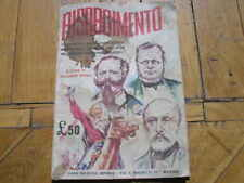 ALBUM RISORGIMENTO IMPERIA 1965 VUOTO