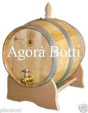 Botte in Castagno 10 litri, OFFERTA!!!