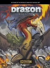 Art of Dragon Magazine Paizo Dungeons Dragons D&D