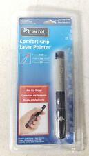Quartet Classic Ii Comfort Grip Laser Pointer Gray & Black Mp-2703G2Q
