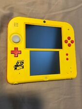 Nintendo 2DS Super Mario Maker for Nintendo 3DS Yellow/Red Console