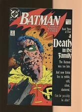 Batman 428 FN/VF 7.0 * 1 Book * Robin - Jason Todd Origin! Mike Mignola Cover!
