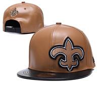 New Orleans Saints NFL Football Embroidered Hat Snapback Adjustable Cap