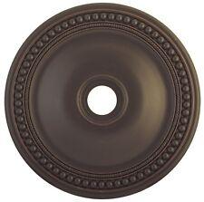 Olde Bronze Livex 30 Dia Wingate Ceiling Medallion Hallway Fixture 82076-67