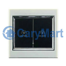 LCD Touch Sensitive Wall Switch / Motor Controller for Electric Skylight / Blind