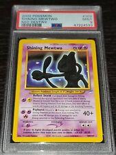 2002 Pokemon Neo Destiny Shining Mewtwo 109 PSA Mint 9