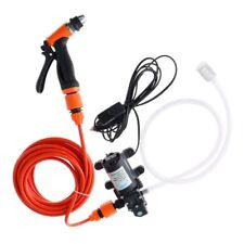 12V DC High Pressure Car Washer Water Pump Kit Jet Wash Cleaner Garden Spray