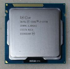 Intel Core i7-3770 3.4 Ghz Quad-Core Processor LGA1155