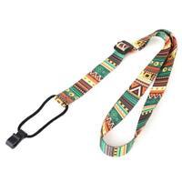 Adjustable Colorful Classical Ukulele Strap Belt Guitar Accessory Bundle Belt